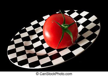 tomate, (1)