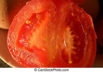 tomate, #2, suculento