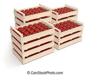 tomate, cajones
