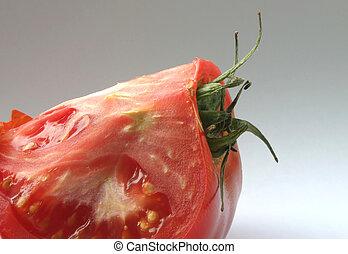tomate, detalhes, #2