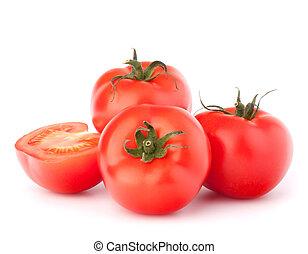 tomate, légumes, tas