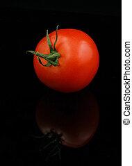 tomate, pretas