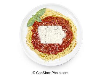 tomate, queso, iowa, .(series), plato, forma, parmesano, ...