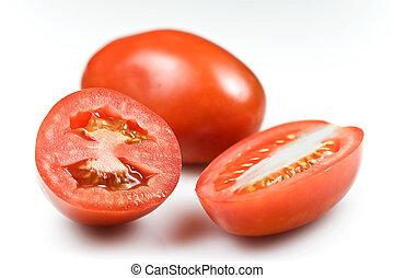 tomaten, roma
