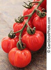 tomates, herencia