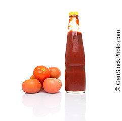 Tomato and Bottled Tomato Sauce