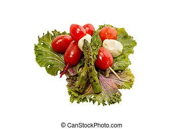 tomato bocconcini