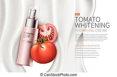 tomato hydrating cream