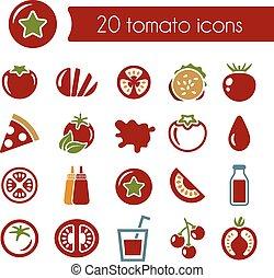 tomato icons