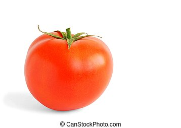 Tomato - Isolated tomato