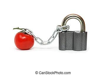 Tomato Under Arrest