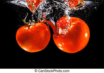 tomato water