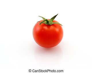 Tomatoe isolated