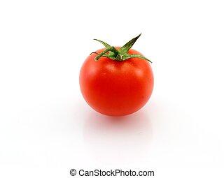 Tomatoe isolated
