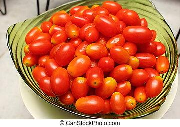 tomatoes  cherry