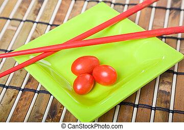 Tomatoes & Chopsticks
