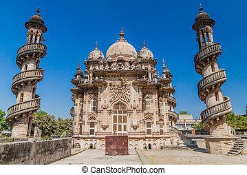 Tomb of Bahar-ud-din Bhar in Junagadh, Gujarat state, India