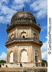 Tomb of Qutbshahi king