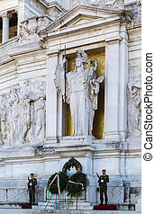 Tomb of the Unknown Soldier, Rome