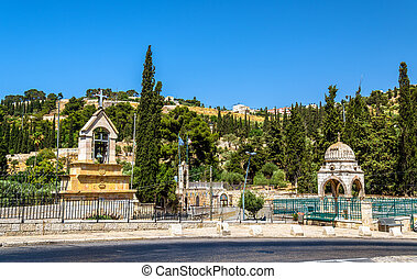 Tomb of the Virgin Mary in Jerusalem