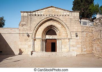Tomb of the Virgin Mary - Jerusalem - Israel