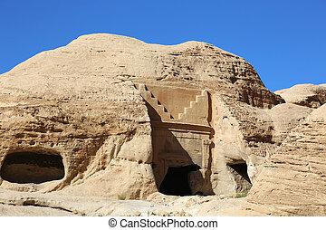 Tomb Petra