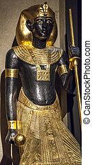 tombe, tutankhamun's