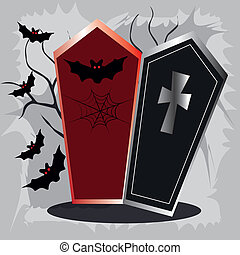 tombs and bats