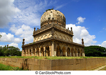 Tombs in Hyderabad