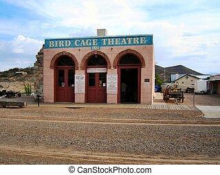 Tombstone - Birdcage