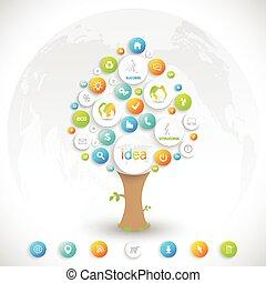 ton, plan, formation, texte, arbre, endroit affaires