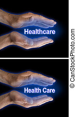 ton, services médicaux, est, dans, ton, mains