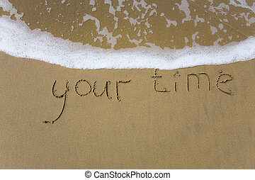 ton, temps