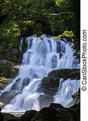 Ton Tok Waterfall, Trang, Southern Thailand - Asia