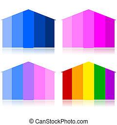 Tonal houses