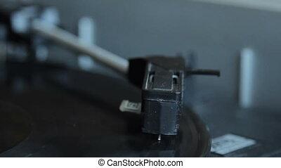 tonalité, couleur, vendange, enregistrement, platine, vinyle
