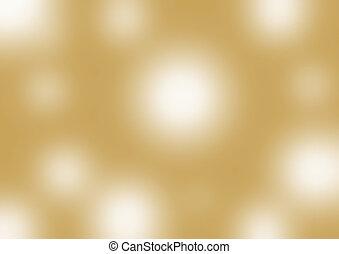 tonalités, coloré, résumé, arrière plan flou, orange