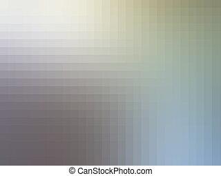 tonalités, coloré, résumé, brouillé, arrière-plan beige