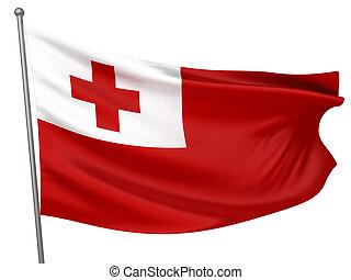 Tonga National Flag