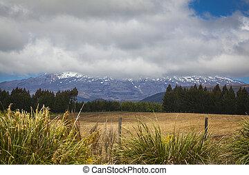 Tongariro National Park New Zealand