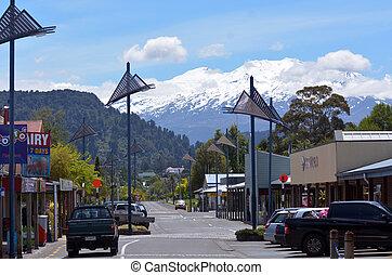 Tongariro National Park - Ohakune - NATIONAL PARK, NZ - DEC...