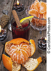 alcoholic drink mulled wine