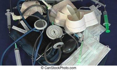 Tonometer blood pressure measuring device - Tonometer or...