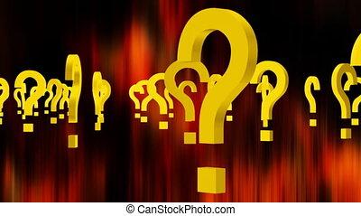Too Many Questions Loop