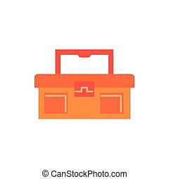 tool box construction isolated icon