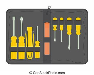 Tool kit maintenance.