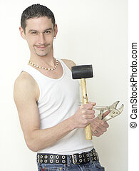 tool man