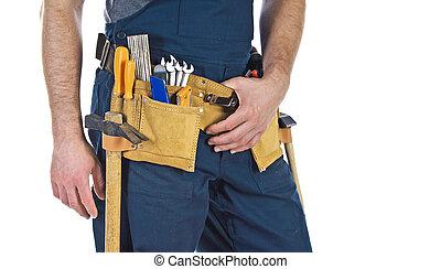 toolbelt, 細部