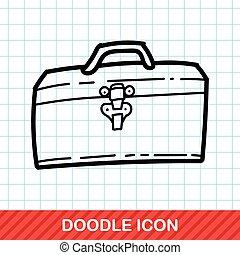 toolbox color doodle