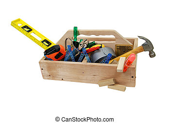 Toolbox - Tools used for fixing and repairing items for...